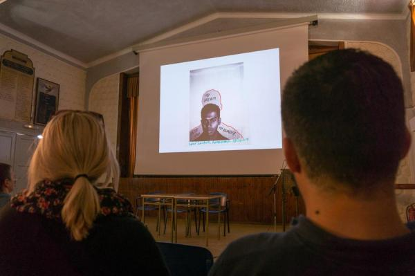 Μαριάννα Μπολτσή, διάλεξη Καράβατου, ΦΣΚ 14