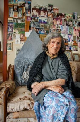 Άρτεμις Αλκαλάη: Επιζώντες (ΦΣΚ 2016)