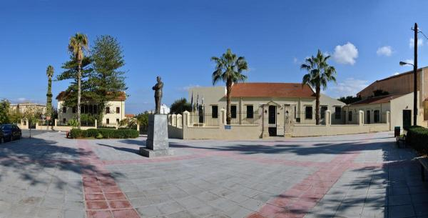Ίδρυμα Βενιζέλου, Χανιά