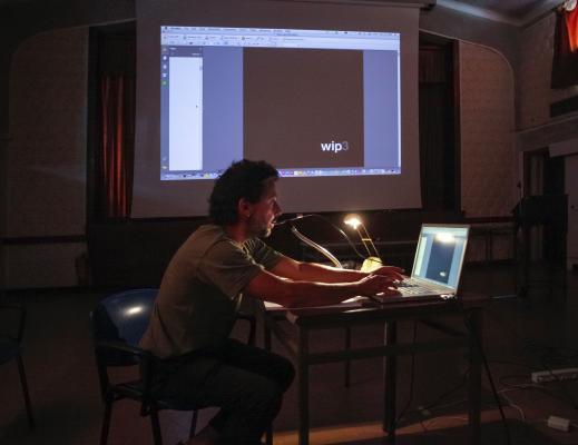 Πηνελόπη Πετσίνη: Σίμος Σαλτιέλ, Συνέδριο ΦΣΚ 2014