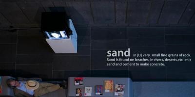 Μυρσίνη Κουτλή, Sand (ΦΣΚ 2016)