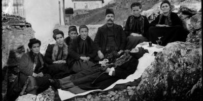 Φωτογραφίες από την εποχή του Μακεδονικού Αγώνα -- φωτογραφία που εκτίθεται