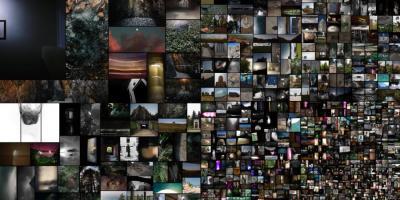 Γιάννης Κρητικός, «Χωροχρονικά Θραύσματα Μνήμης», video installation, ΦΣΚ 2017