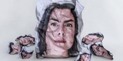 """Γεωργία Ματσαμάκη, """"Σωσίες"""", Φωτογραφικές Συναντήσεις 2019, Χανιά"""