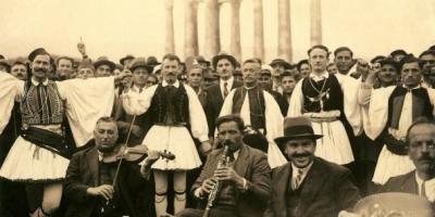Πέτρος Πουλίδης, Καθαρά Δευτέρα, 1928