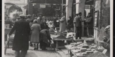 Στο περιθώριο του πολέμου: αναπαραστάσεις της Κατοχής (1941-1944) από τη φωτογραφική συλλογή Β.Μήτου -- ομιλία