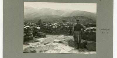 JA Spranger: Μάλια, Κρήτη / Malia, Crete