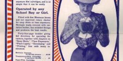 Το αναλογικό οικογενειακό φωτογραφικό λεύκωμα ως ιστορικό και πολιτισμικό τεκμήριο: Η «Κουλτούρα της Kodak» αντεπιτίθεται -- ομιλία