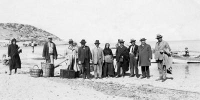 Κυθηραϊκό Φωτογραφικό Αρχείο: Αγία Πελαγία, π.1930