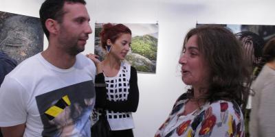 Ελένη Μαλιγκούρα: Γιώργος Αναστασάκης, Δροσιά Τσέρη, ΦΣΚ 2015