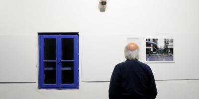 Θανάσης Τουφεξίδης: έκθεση Πάρι Πετρίδη, ΦΣΚ 2017