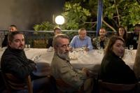 Γιώργος Αναστασάκης: γεύμα στου Πιέρρου, Λειβάδι (ΦΣΚ 2016)