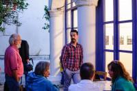 Κω/νος Τούντας: Κωστής Αντωνιάδης, Όλγα Φωτεινάκη, Μιχάλης Πετρόπουλος, Δροσιά Τσέρη (ΦΣΚ 2016)
