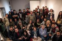 Γιώργος Αναστασάκης: ομαδική συμμετεχόντων στις ΦΣΚ 2017